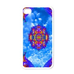 Sky Horizon Apple Iphone 4 Case (white) by icarusismartdesigns