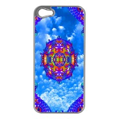 Sky Horizon Apple Iphone 5 Case (silver) by icarusismartdesigns