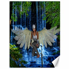 Magic Sword Canvas 36  X 48  (unframed) by icarusismartdesigns
