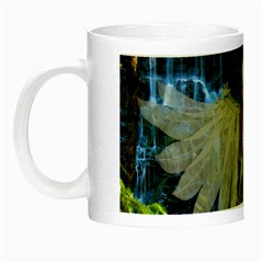 Magic Sword Glow In The Dark Mug by icarusismartdesigns