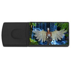 Magic Sword 4gb Usb Flash Drive (rectangle) by icarusismartdesigns