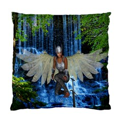 Magic Sword Cushion Case (single Sided)  by icarusismartdesigns
