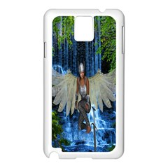 Magic Sword Samsung Galaxy Note 3 N9005 Case (white) by icarusismartdesigns