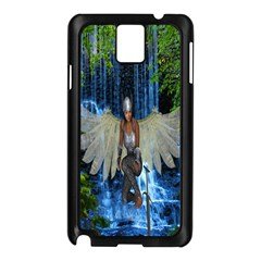 Magic Sword Samsung Galaxy Note 3 N9005 Case (black) by icarusismartdesigns