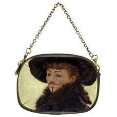 Kathleen Anonymous Ipad Chain Purse (one Side) by AnonMart