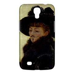 Kathleen Anonymous Ipad Samsung Galaxy Mega 6 3  I9200 Hardshell Case by AnonMart