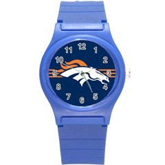 Denver Broncos National Football League Nfl Teams Afc Plastic Sport Watch (small) by SportMart
