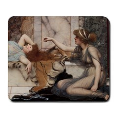 Godwardmischiefandanonipad Large Mouse Pad (rectangle) by AnonMart