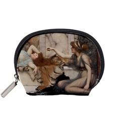 Godwardmischiefandanonipad Accessory Pouch (small) by AnonMart