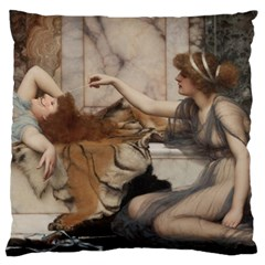 Godwardmischiefandanonipad Standard Flano Cushion Case (two Sides) by AnonMart