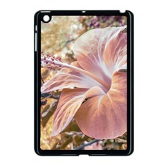 Fantasy Colors Hibiscus Flower Digital Photography Apple Ipad Mini Case (black) by dflcprints