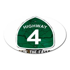 Hwy 4 Website Pic Cut 2 Page4 Magnet (oval) by tammystotesandtreasures
