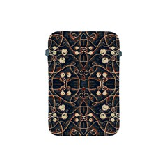 Victorian Style Grunge Pattern Apple Ipad Mini Protective Sleeve by dflcprints