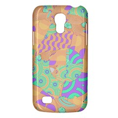 Tropical Summer Fruit Orange Lime Berry Samsung Galaxy S4 Mini (gt I9190) Hardshell Case
