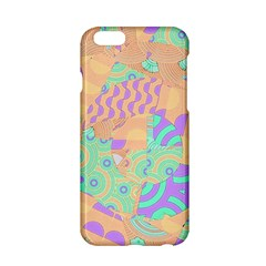 Tropical Summer Fruit Orange Lime Berry Apple Iphone 6/6s Hardshell Case by CrypticFragmentsColors