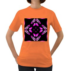 Abstract Pain Frustration Women s T-shirt (colored) by FunWithFibro