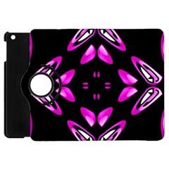 Abstract Pain Frustration Apple Ipad Mini Flip 360 Case by FunWithFibro