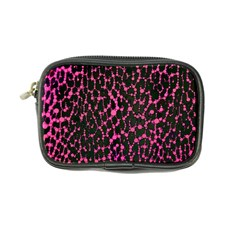 Hot Pink Leopard Print  Coin Purse by OCDesignss