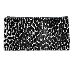 Black&white Leopard Print  Pencil Case by OCDesignss