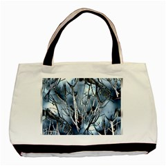 Abstract Of Frozen Bush Classic Tote Bag