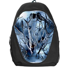 Abstract Of Frozen Bush Backpack Bag by canvasngiftshop