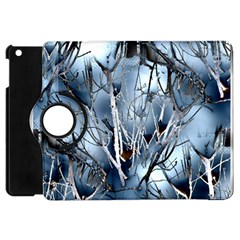 Abstract Of Frozen Bush Apple Ipad Mini Flip 360 Case by canvasngiftshop