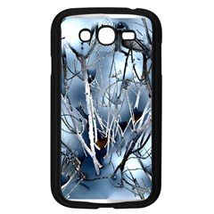 Abstract Of Frozen Bush Samsung Galaxy Grand Duos I9082 Case (black)
