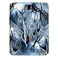 Abstract Of Frozen Bush Samsung Galaxy Tab 3 (10 1 ) P5200 Hardshell Case  by canvasngiftshop