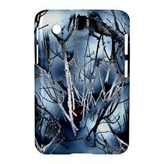 Abstract Of Frozen Bush Samsung Galaxy Tab 2 (7 ) P3100 Hardshell Case  by canvasngiftshop