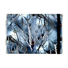 Abstract Of Frozen Bush Apple Ipad Mini Flip Case by canvasngiftshop