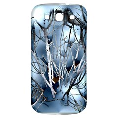 Abstract Of Frozen Bush Samsung Galaxy S3 S Iii Classic Hardshell Back Case by canvasngiftshop