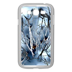Abstract Of Frozen Bush Samsung Galaxy Grand Duos I9082 Case (white) by canvasngiftshop
