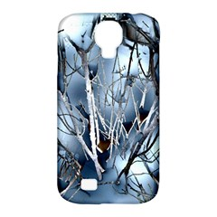 Abstract Of Frozen Bush Samsung Galaxy S4 Classic Hardshell Case (pc+silicone) by canvasngiftshop