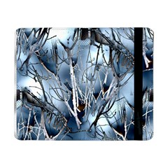 Abstract Of Frozen Bush Samsung Galaxy Tab Pro 8 4  Flip Case by canvasngiftshop