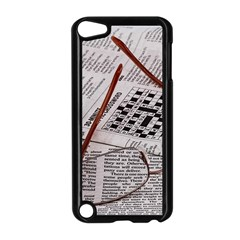 Crossword Genius Apple Ipod Touch 5 Case (black) by StuffOrSomething