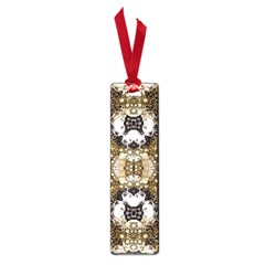 Baroque Ornament Pattern Print Small Bookmark by dflcprints