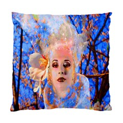 Magic Flower Cushion Case (single Sided)  by icarusismartdesigns