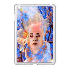 Magic Flower Apple Ipad Mini Case (white) by icarusismartdesigns