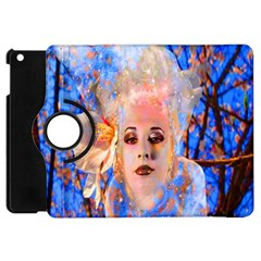 Magic Flower Apple Ipad Mini Flip 360 Case by icarusismartdesigns