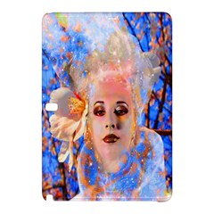 Magic Flower Samsung Galaxy Tab Pro 10 1 Hardshell Case by icarusismartdesigns