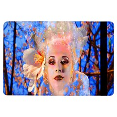 Magic Flower Apple Ipad Air Flip Case by icarusismartdesigns