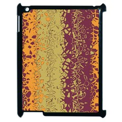 Scattered Pieces Apple Ipad 2 Case (black) by LalyLauraFLM