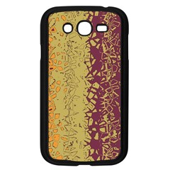 Scattered Pieces Samsung Galaxy Grand Duos I9082 Case (black) by LalyLauraFLM