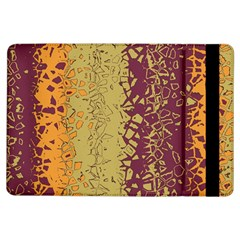Scattered Pieces Apple Ipad Air Flip Case by LalyLauraFLM