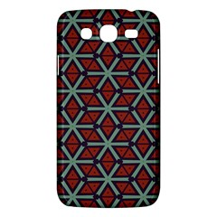 Cubes Pattern Abstract Design Samsung Galaxy Mega 5 8 I9152 Hardshell Case  by LalyLauraFLM