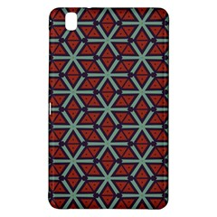 Cubes Pattern Abstract Design Samsung Galaxy Tab Pro 8 4 Hardshell Case by LalyLauraFLM