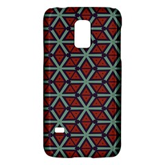 Cubes Pattern Abstract Design Samsung Galaxy S5 Mini Hardshell Case  by LalyLauraFLM