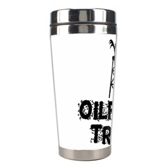 Oilfield Trash Stainless Steel Travel Tumbler by oilfield