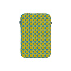 Blue Diamonds Pattern Apple Ipad Mini Protective Soft Case by LalyLauraFLM