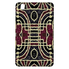 Tribal Style Ornate Grunge Pattern  Samsung Galaxy Tab Pro 8 4 Hardshell Case by dflcprints